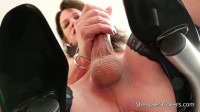 Gina Hart Hot Trans Girl Has a Gooey Gob of Sticky Goo All for You! (2014)