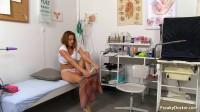 Antonia Sainz (23 years girls gyno exam)