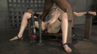 Pale Ela Darling firmly bound