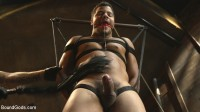 Straight Boy Begs for Hard Torment.