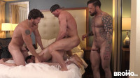 Billy Santoro, Jordan Levine, Beau Warner, Ashton McKay and James Edwards