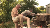 Hard Brit Lads - Max English & Dan Jensen...