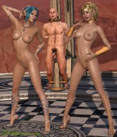 HQ Greatest Naughty 3D Images