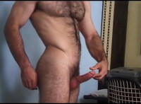 Hairy Jocks Video — Dave (Raw & Uncut — Camera 1)