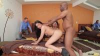 Hot Shemale On Big Black Dick