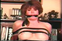 Bound and Gagged – Tori Sinclair part 3
