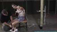 Crossed Elbows Hogtie For Summer Part 2