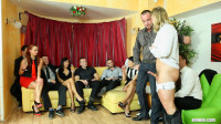 Bisexual Orgy Style CFNM Part 1 (2013)