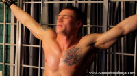 Bodybuilder Vasily in Jail - Part I