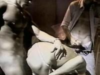 Ivy League (1986) : dude teen butt.