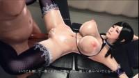 Big tits babe awakening