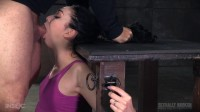 Stunning Aria Alexander in a rough BaRS show
