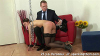 Office spanking humiliation.