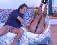 She-Male Pleasure - Scene 4