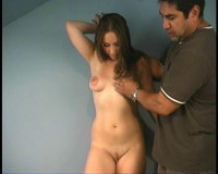 Slavegirl Cara - First Humiliation and Pain DVD