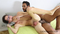 Marco Sanz and Lucio Saints