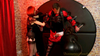 DominatrixAnnabelle. Gold 14 Clips. Part 7.