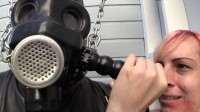 In this fun video we see our friend ModeNarr trying his new Butterfly Straitjacket.