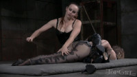 No Mercy for Mercy-Mercy West, Bella Rossi – BDSM, Humiliation, Torture