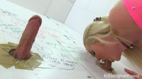 Lexi Lou — Hot Blonde In The Gloryhole