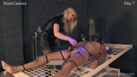 Mistress Sidonia's Real-Time Footage 24/7 Slavery Day Six And Seven (2014)