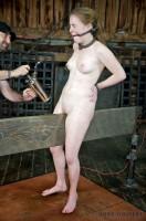 Real Time Bondage - Pluck Part 2 - Jessie Parker (Mattie Borders) - Sep 28, 2013