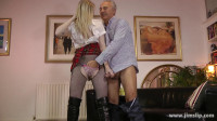 Satine Spark - Dons The Kilt Of Shame! FullHD 1080p