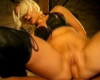 New Blonde Slave