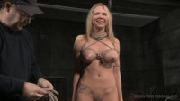 Big breasted blonde Rain DeGrey