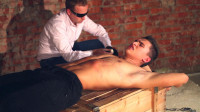 Abs torture, wax and escape.It continued to be tortured