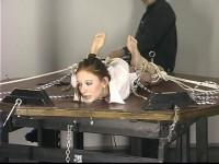 Tits Torture teen