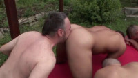 White Water Productions — Silver Fox Gangbang