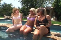 [Rapture Entertainment] Young Mommies Who Love Pussy # 4 Scene #3