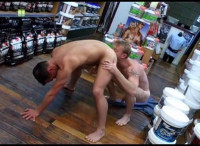 work muscle video tit (Muscle Shop).