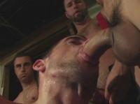 Raw Piss : hairy guy men fucking.