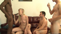 Maia Davis Bi Cuckold Gang Bang 2 Part 1, Scene 1 (2014)