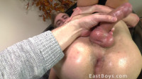Eastboys — Mark Blom: Exclusive Handjob Casting part 2 - Cumshot