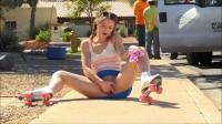 Roller Skating Teen 1