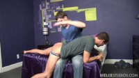 Cole gets Spanked
