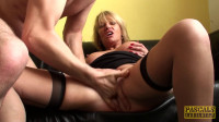 Mommy Enjoys Brutal Penetration 1