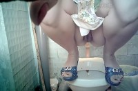 Hidden Cam in Women Toilet