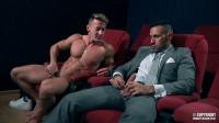 Men at Play Cine-X Finale - Antonio Miracle, Darius Ferdynand, Flex