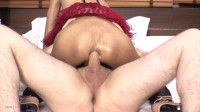 Cara — 18 Year Old Barebacked by Older Man