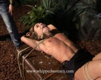 WhippedWomen - Nov 25th, 2015 - Captured in Jungle