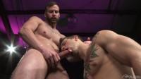 Chris Bines and Sebastian Kross
