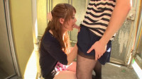 Shemale Ejaculation! Was Josommusume Bus Groping