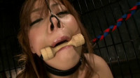 Beautiful Transsexual Bondage Torture Club Restraint Meat Ass Powerful Stimulation In Agony Fuck!
