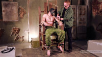 "New Collection Only Best Gay BDSM ""RusCapturedBoys."" - 50 exsclusiv clips. Part 2."