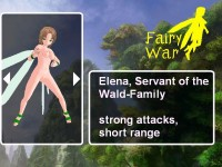 [3D Sex Fighting] Fairy War Vol.1-2