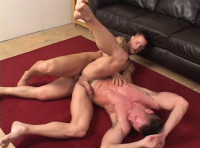 Bodybuilders In Hard Barebacking